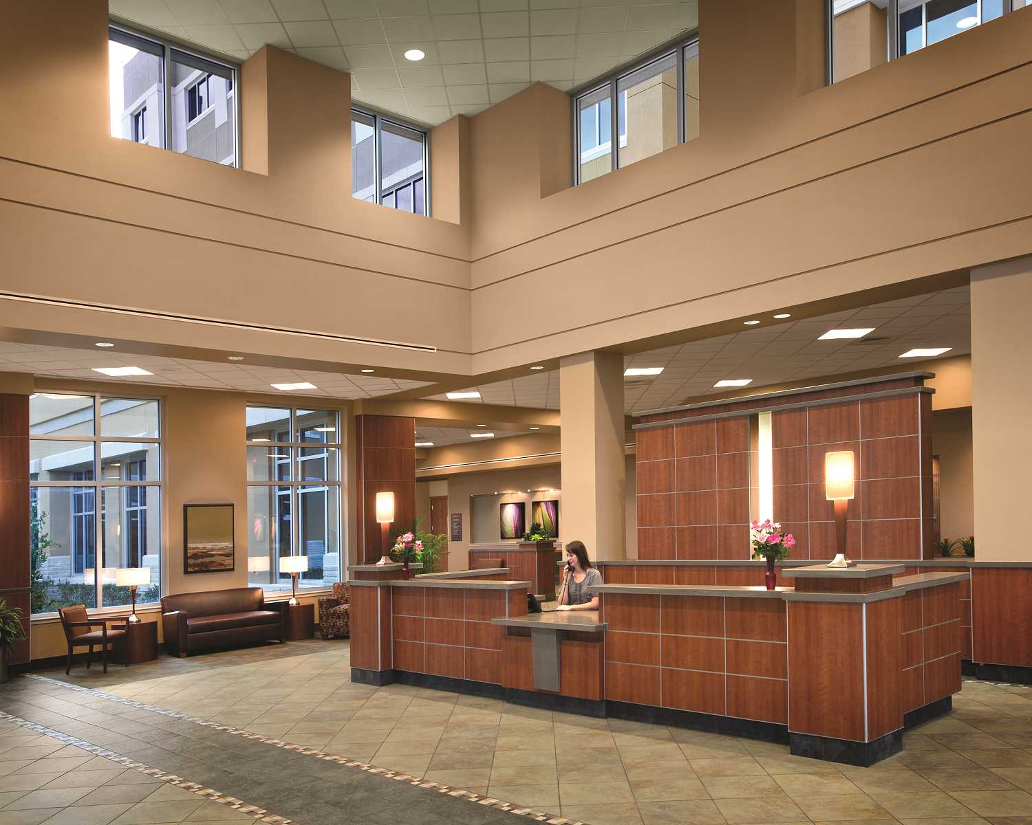 Medical Center of Trinity – Southmost Drywall, Inc.